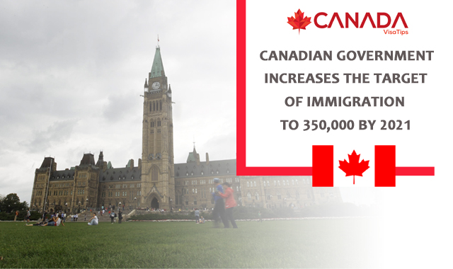 Canadian-Government-increases-the-target-of-immigration-to-350000-by-2021